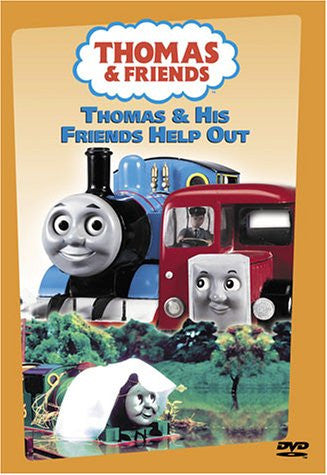 Thomas & His Friends Help Out used DVD