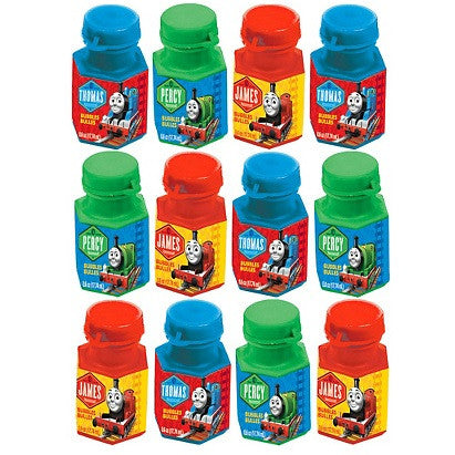 Mini Bubbles - 12 Pack - Totally Thomas Town