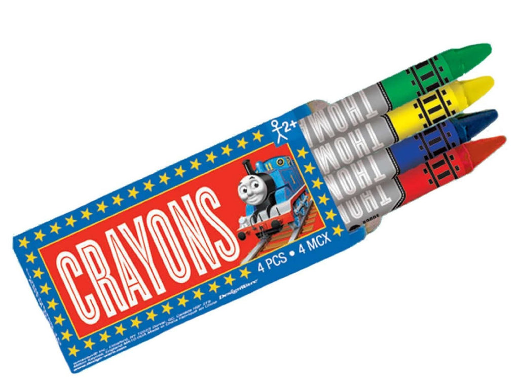 Crayons - 12 Pack