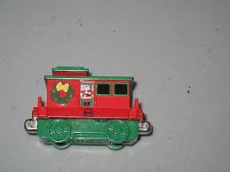 Christmas Musical Caboose Carriage Used - Take N Play - Totally Thomas Town