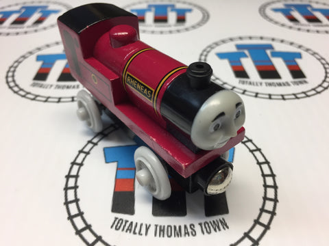 Rheneas (2003) Very Good Condition Wooden - Used - Totally Thomas Town