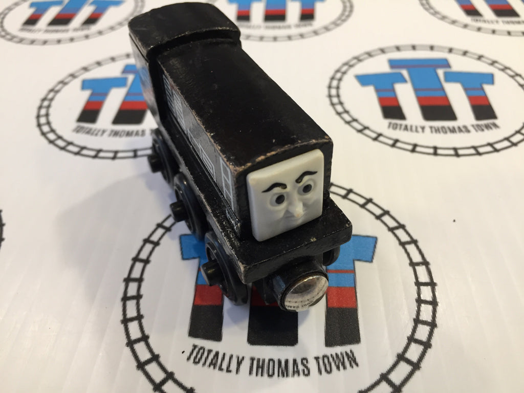 Diesel with No Lines (2003) Good Condition Wooden Rare - Used - Totally Thomas Town