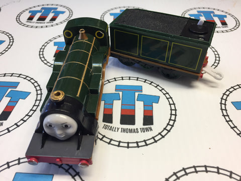 Emily & Tender (2009) Good Condition Used - Trackmaster - Totally Thomas Town