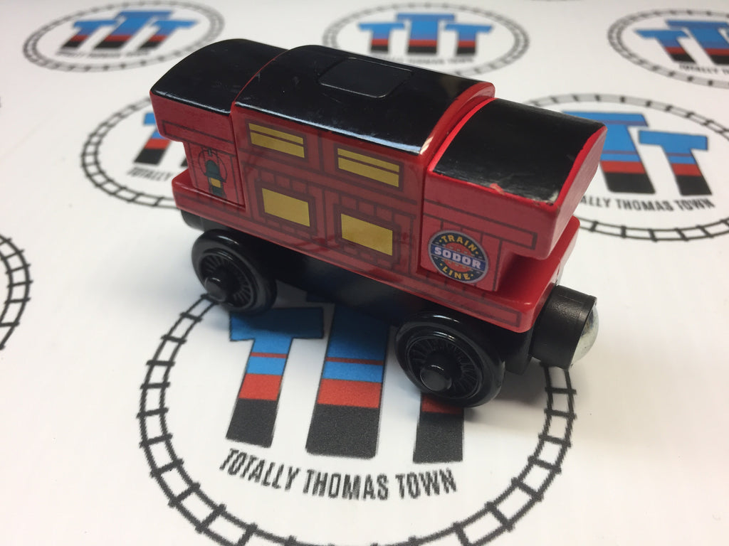 Music Caboose (2012) Very Good Condition Wooden - Used - Totally Thomas Town