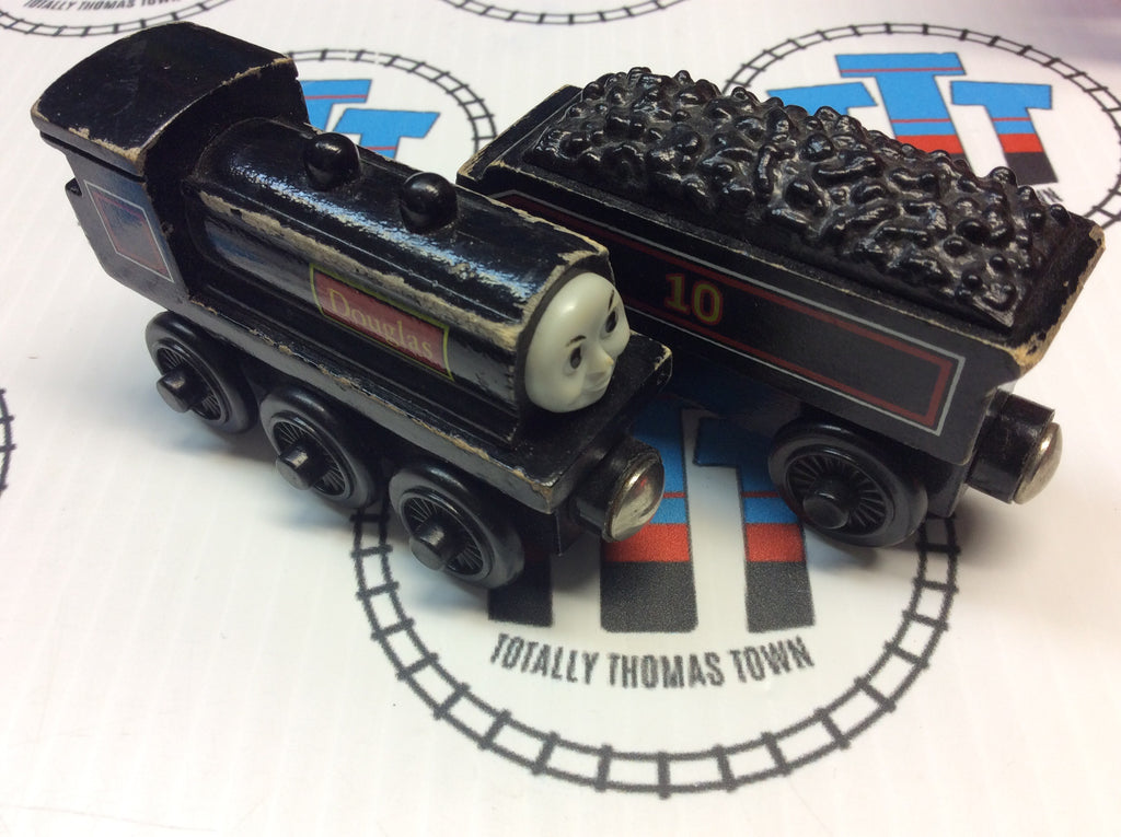 Douglas & Tender (2002) Rare Wooden - Used - Totally Thomas Town