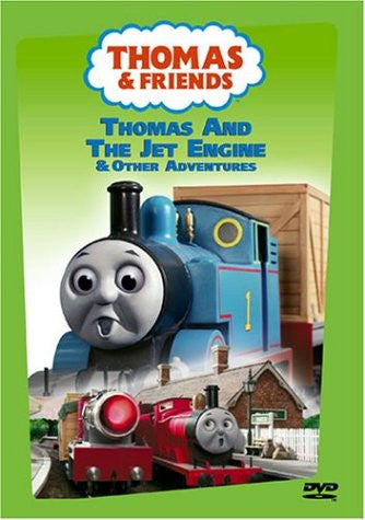 Thomas the Jet Engine Used DVD