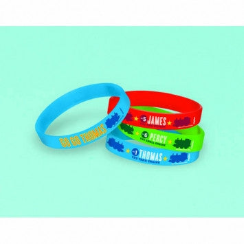 Thomas bracelets - 4 pieces - Totally Thomas Town
