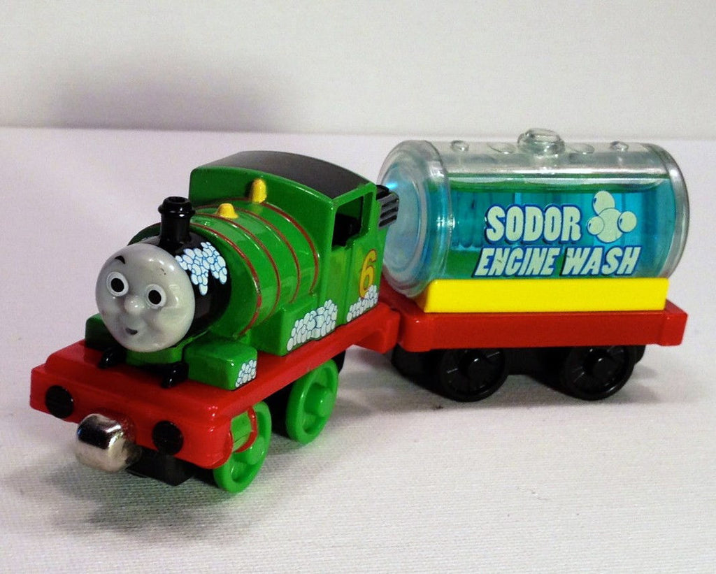 Sudsy Percy & the Engine Wash Used - Take N Play