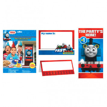 Thomas Party Welcoming Kit - Totally Thomas Town