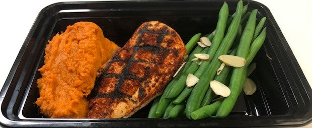 Blackened Chicken Breast