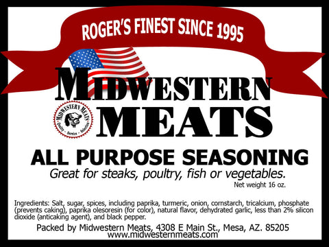 Midwestern Meats Seasoning