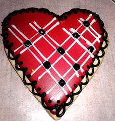 Hearts/Valentines Day cookies