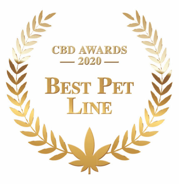 CBD Awards 2020 - Best Pet Line