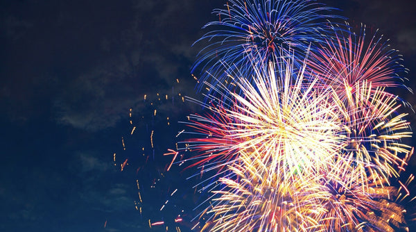 CBD to help dogs during fireworks