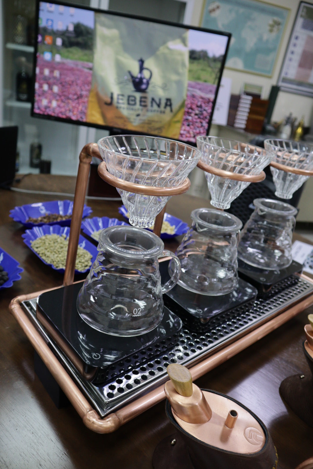 Brewing Foundation - Jebena Specialty Coffee
