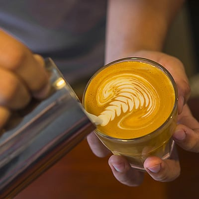 Introduction To Latte Art - Jebena Specialty Coffee