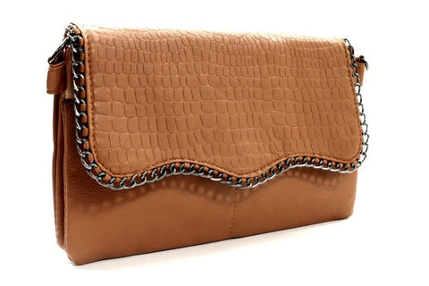 Camel Chained Purse