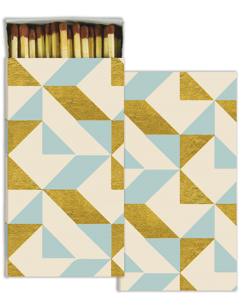 Geometric Match Box