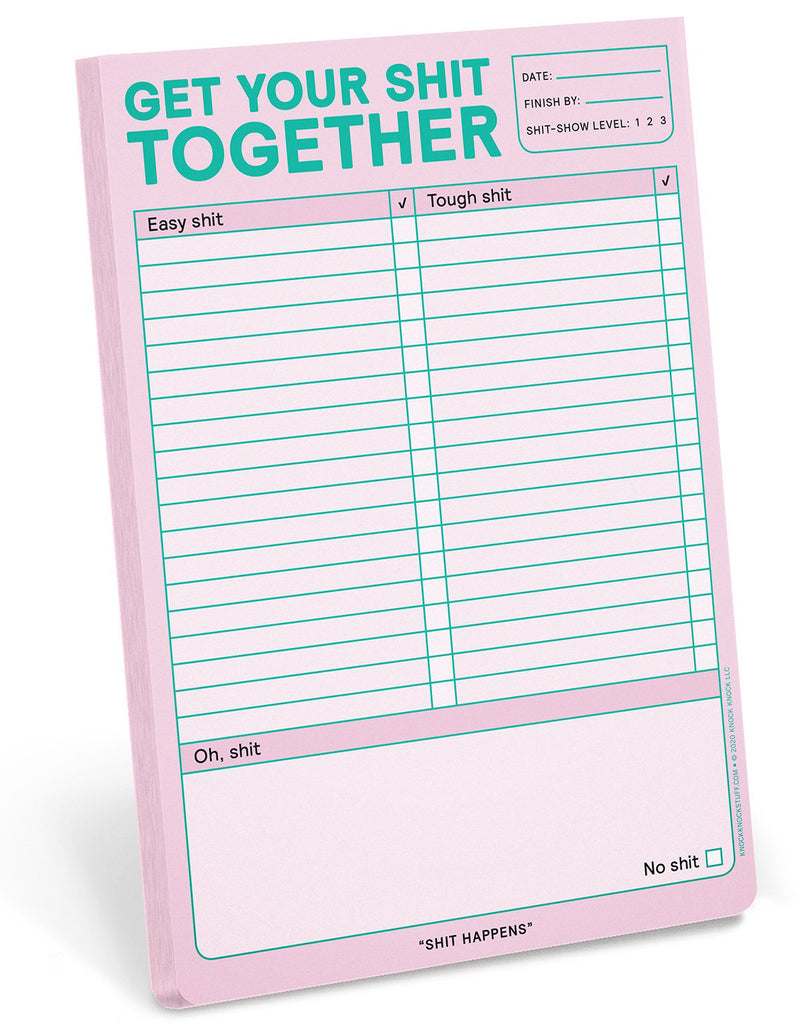Shit Together Notepad