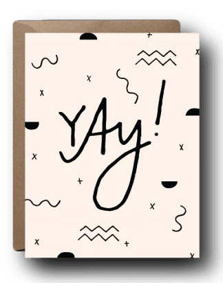 Yay Doodles Card