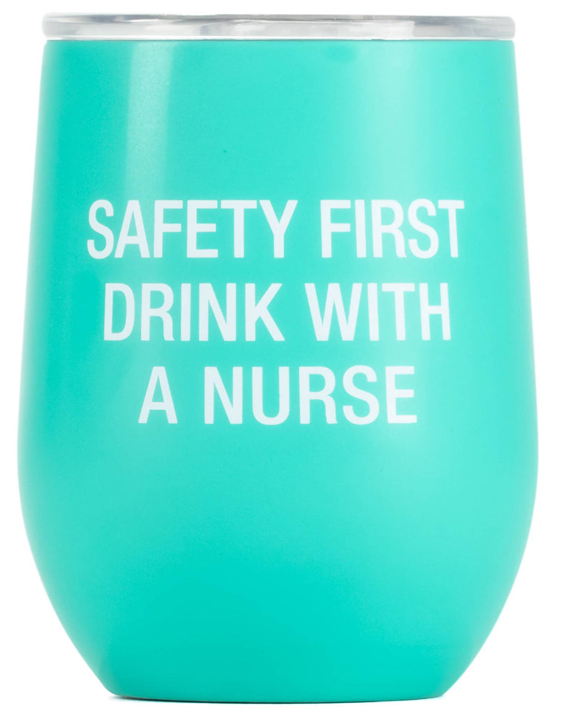Safety Thermal Wine Glass