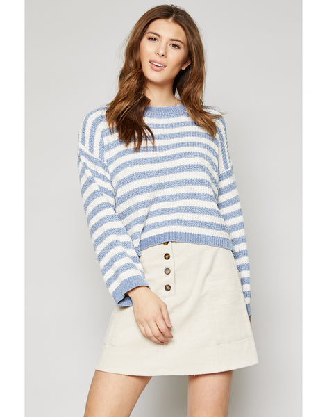 All Striped Out Sweater