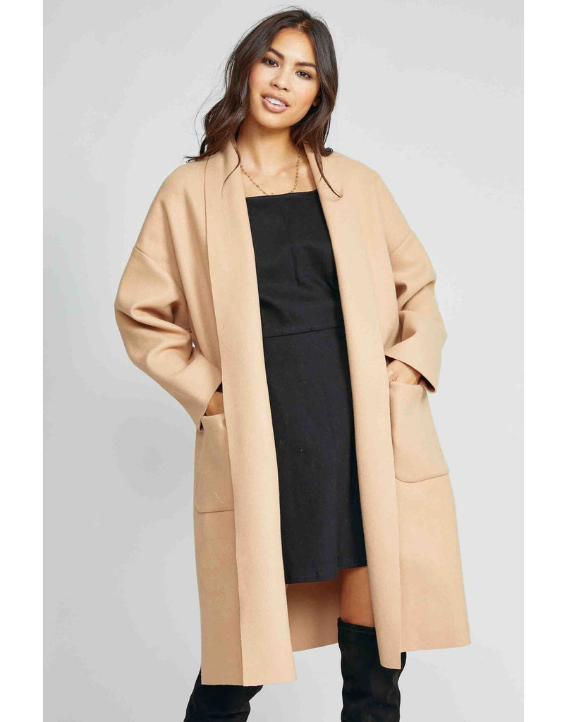 In A Moment Coat