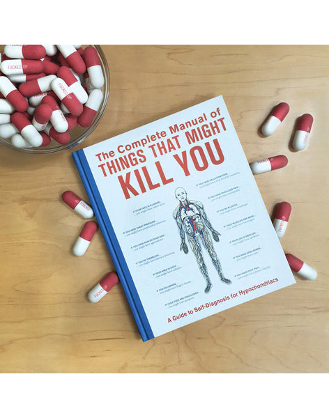 Might Kill You Book