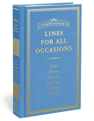 Lines For All Occasions Book