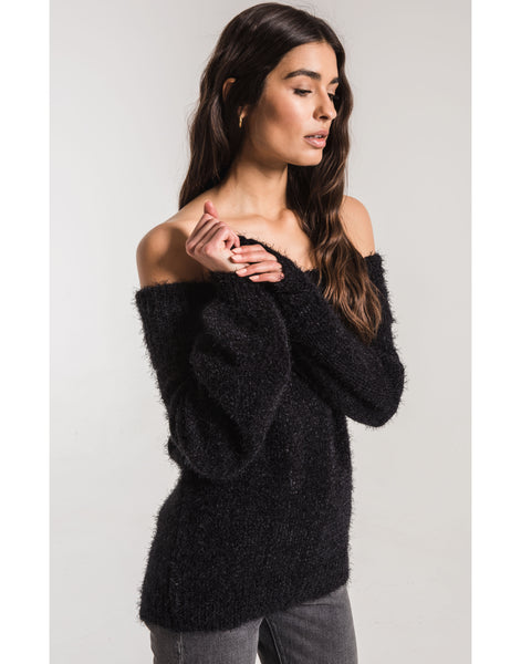 Adley Off The Shoulder Sweater