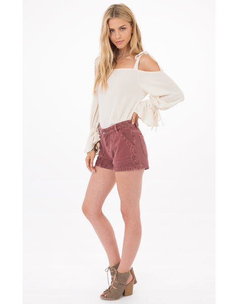 Ramblin Rose Shorts