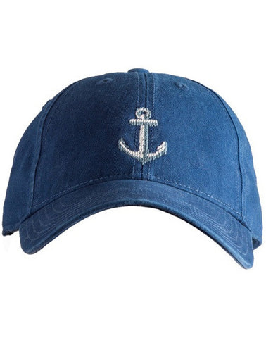 Anchor Ball Cap