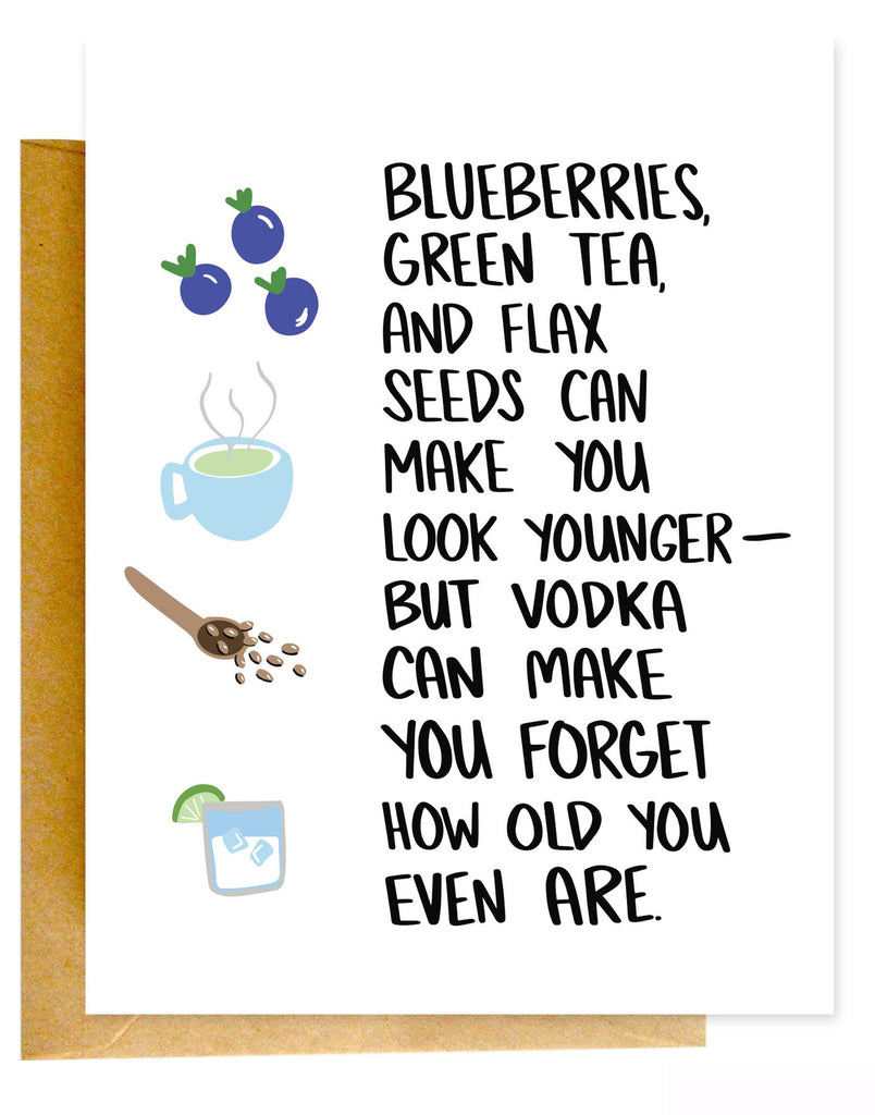 Healthy Things Card