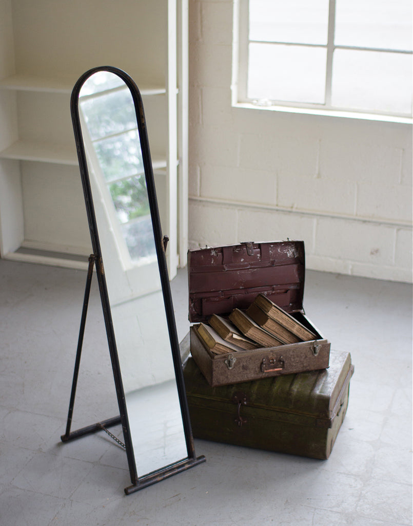 Easel Floor Mirror – E. Blackhurst