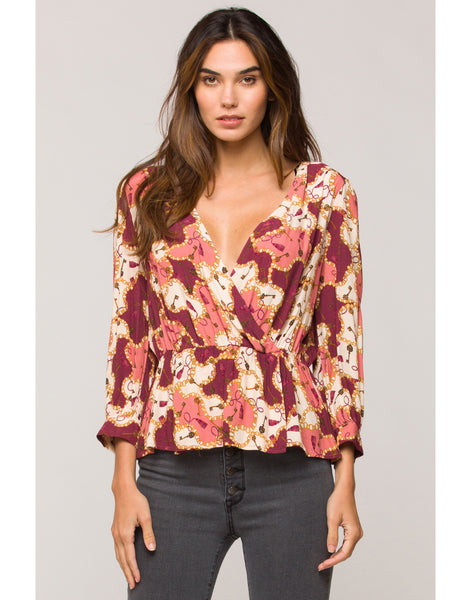 Claremont Blouse