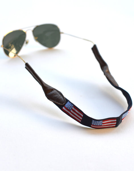 Old Glory Sunglass Straps