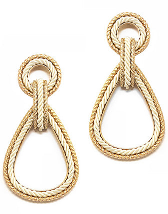 Knot For You Earrings