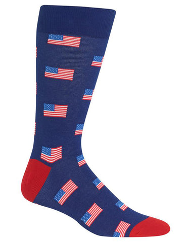 American Flag Men's Socks
