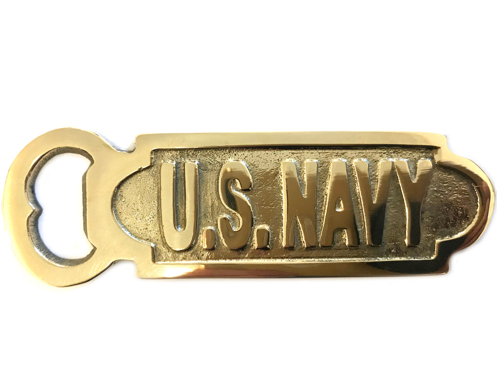 U.S. Navy Bottle Opener