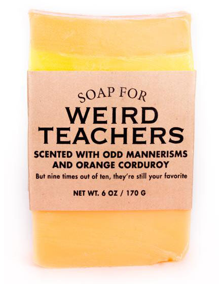 Weird Teachers Soap