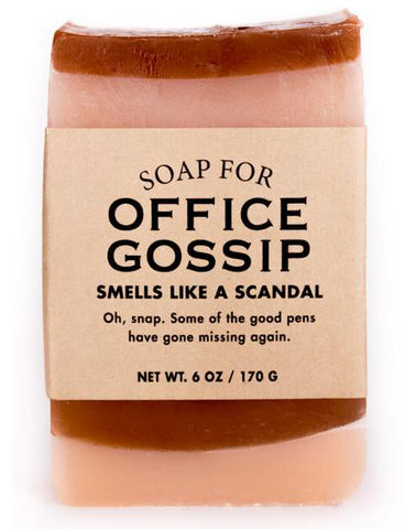 Office Gossip Soap