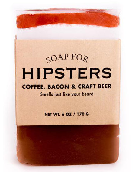 Hipsters Soap