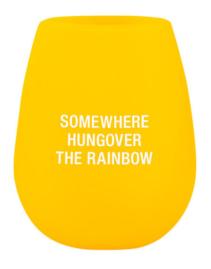 Hungover The Rainbow Wine Cup