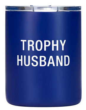 Trophy Husband Thermal Tumbler