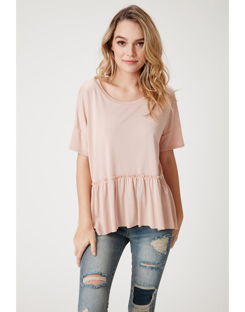 Ballet Slippers Top