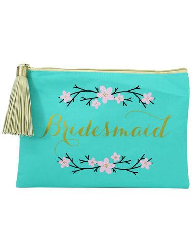 Bridesmaid Tassel Pouch