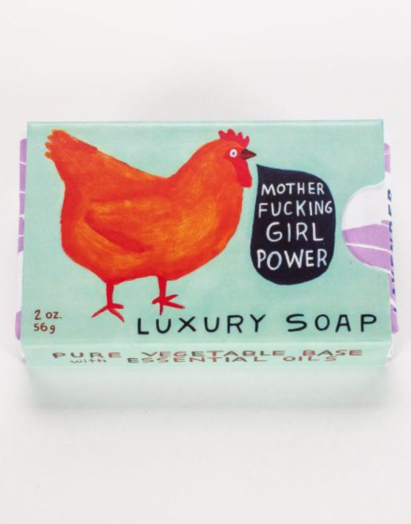 Mother Fucking Girl Power Soap