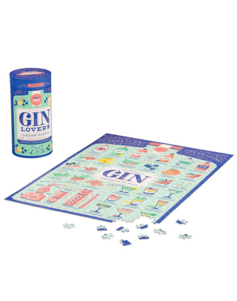 Gin Lovers Jigsaw Puzzle