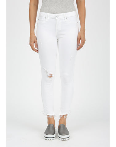 Suzy White Denim