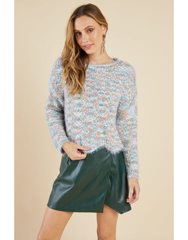 Sky View Sweater